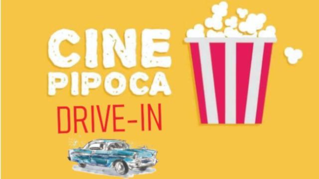 Convite ao cine drive inclusivo